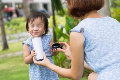 Trẻ em Nhật ít uống sữa nhưng vẫn cao lớn vượt trội