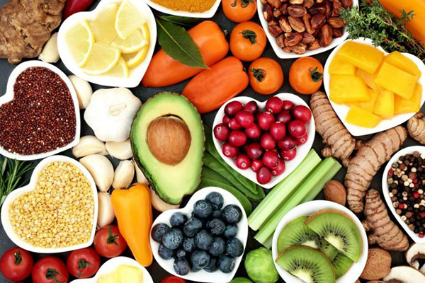 Chế độ ăn uống hợp lí