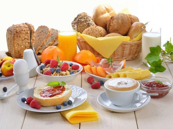 bữa sáng vô cùng quan trọng