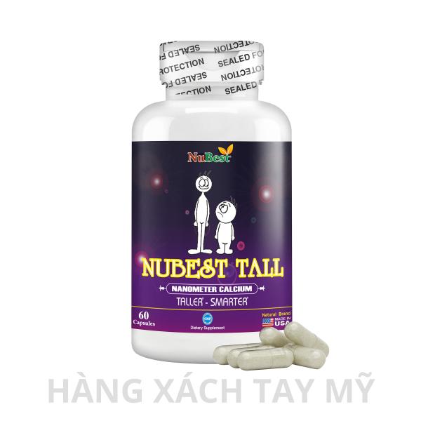 NuBest Tall giúp bổ sung đầy đủ dưỡng chất cần thiết cho chiều cao