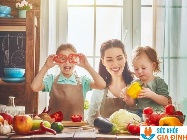 Chế độ dinh dưỡng khoa học cho trẻ 10 tuổi