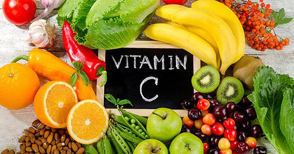 Thực phẩm bổ sung Vitamin C