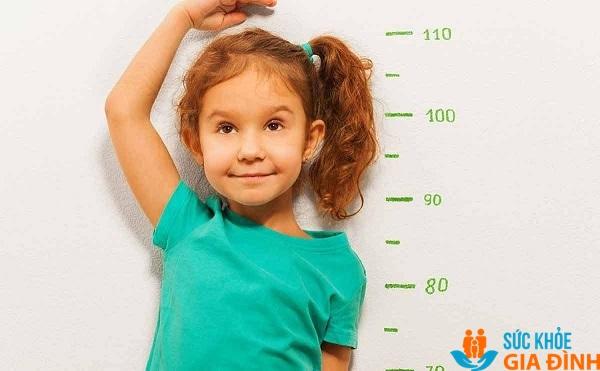 Đạt chuẩn chiều cao giúp bé gái tự tin và phát triển tốt