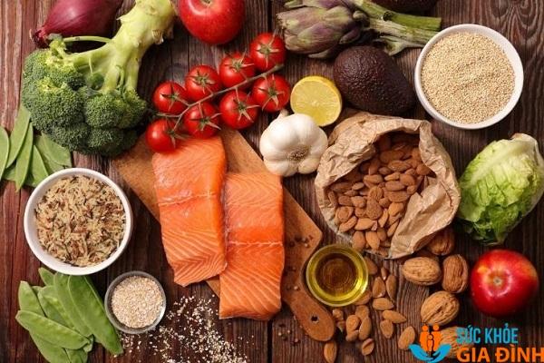Chế độ ăn uống khoa học rất có lợi cho chiều cao