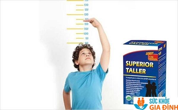 Viên uốngtăng chiều cao Superior Taller