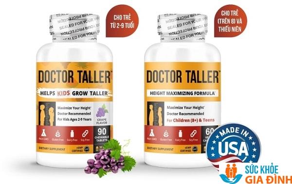 Doctor Taller