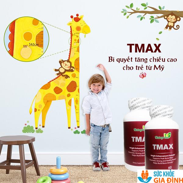 Thực phẩm chức năngtăng chiều cao Tmax
